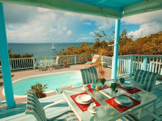 French Cap - 2 A/C Kings-pool-spa-ocean sunsets - Saint John vacation rentals