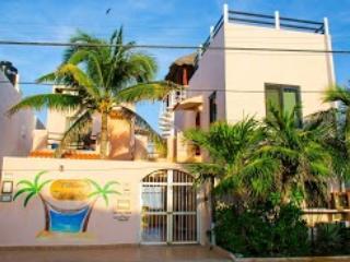 Four Bedroom Oceanfront Villa-Villa Tranquila - Isla Mujeres vacation rentals