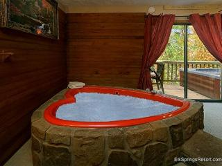 Romantic Seclusion in Pigeon Forge - Close To Everything! - Tennessee vacation rentals