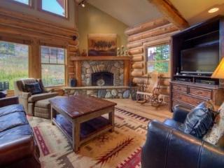 Powder Ridge Chief Gull 3 (Cabin 3) - Big Sky vacation rentals