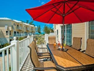 Front deck - Bermuda Bay Club 12 - 1461 - Bradenton Beach - rentals