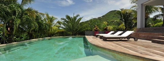 Murraya at Petite Saline, St. Barth - Short Drive To Beach, Large Pool With Jacuzzi - Image 1 - Saint Jean - rentals