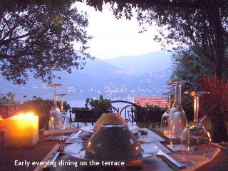 Villa Casa Fontana, Lake Como Holiday Hideaway - Faggeto Lario vacation rentals