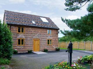 THE OLD CIDER MILL, character cottage near Ludlow, patio, near walks, in Caynham Ref 16683 - Caynham vacation rentals