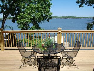 Boat slip, privite dock, hot tub & 7th NIGHT FREE - Lake Ozark vacation rentals