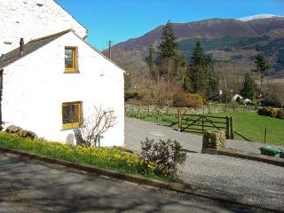 WREN'S NEST, barn conversion near Keswick, patio, stunning views, in Thornthwaite, Ref 18408 - Borrowdale vacation rentals