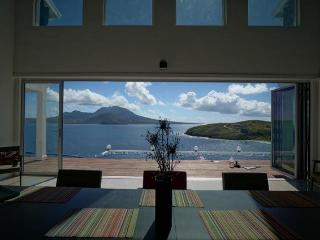 Gorgeous New Villa with Beach & Sea Views - Turtle Beach vacation rentals