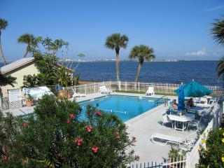 One Bedroom WATERFRONT SUITE - Hutchinson Island vacation rentals