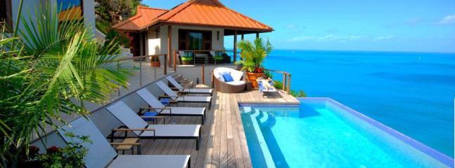 Villa Aja, Exquisite, Walk to Trunk Bay Owner Rep - Image 1 - Tortola - rentals