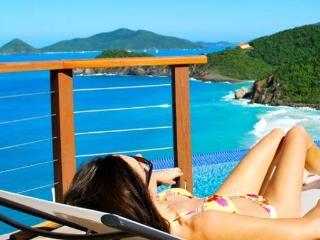 Villa Aja, Exquisite, Walk to Trunk Bay Owner Rep - Tortola vacation rentals
