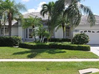 Front of the Home - Dana Ct - DAN1099 - Charming Waterfront Home! - Marco Island - rentals