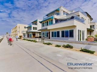 Bluewater Ocean Front One South - Pacific Beach vacation rentals