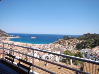 Apartment with sea views Tossa de Mar -Costa Brava - Costa Brava vacation rentals