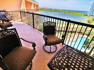 Beautiful top floor Maravilla unit with many upgrades! - Galveston vacation rentals