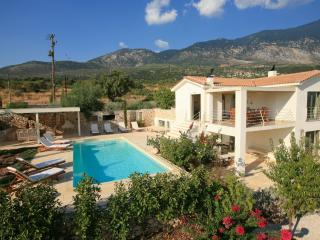 4 Bedroom Grand Villa Linatela - Trapezaki vacation rentals