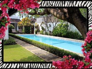 FAMILY VALUE -3 bd Villa Safari, pool in Seminyak - Seminyak vacation rentals
