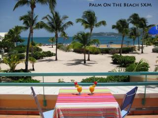 Delightful studio on the beach of Caribbean sea - Baie Nettle vacation rentals
