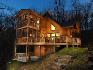Tree House - Clean - New - Coosawattee - Ellijay vacation rentals