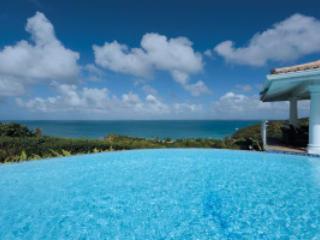 Happy Bay Villa...Happy Bay, St Martin 800 480 8555 - HAPPY BAY VILLA... 4BR French St Martin rental villa...close to wonderful beach... - Saint Martin-Sint Maarten - rentals