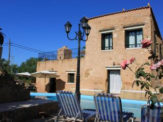 Beautiful luxurious stone Villa Laina private pool - Chania Prefecture vacation rentals