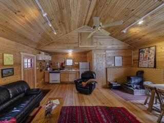 Charming Knotty Pine Cottage on 575 Acre Preserve - Greentown vacation rentals