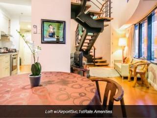 Nice,SpaciousLoft,1st-rate Amenities w/ AirportSvc - Makati vacation rentals