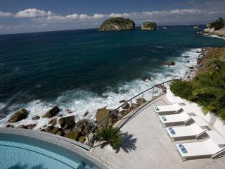 Spectacular Ocean Front Luxury Villa - Puerto Vallarta vacation rentals