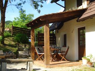 Tilnik Farm Slovenia Rural Retreat Apt 2 sleeps 5 - Cerkno vacation rentals