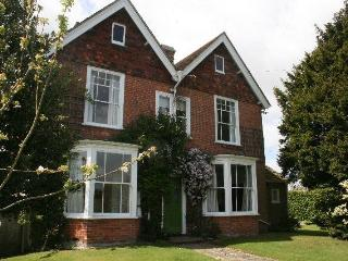 Elegant Victorian house, sleeps 11, tennis court - Camber vacation rentals