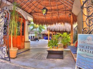 Playa del Carmen Hotel Room at the BRIC Hotel - 2 Double Beds - Yucatan-Mayan Riviera vacation rentals