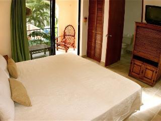 Playa del Carmen Hotel Room at the BRIC Hotel - King Room 24 - Yucatan-Mayan Riviera vacation rentals