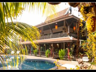 Alliance Tradition Villa - a Khmer house - Siem Reap vacation rentals