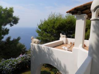 Villa Solaro holiday vacation villa rental italy, capri villa with view,  vacation villa to rent italy, amalfi coast villa with  - Capri vacation rentals