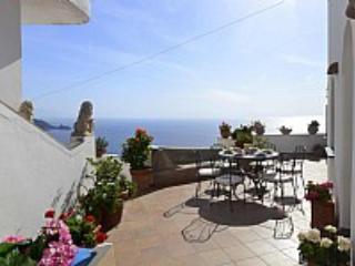 Villa Ridente - Image 1 - Praiano - rentals