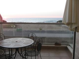 Nahariya Israel Seafront Apartment Vacation Rental - Nahariya vacation rentals