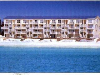 A True Gulf Front, 3 Bd, 3.5 BT Wifi & Great Rates - Miramar Beach vacation rentals