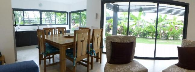 Open living room - Paradise in Las Terrenas Beautiful 3 Bedroom Condo - Las Terrenas - rentals
