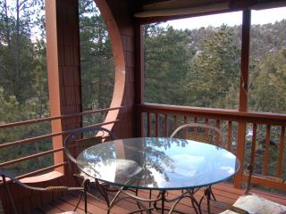 Fabulous Tree House Chalet on lake near Estes Park - Lyons vacation rentals