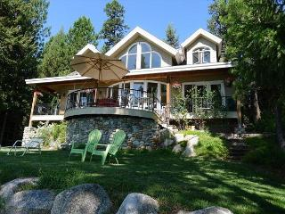 LUXURY LAKEFRONT WITH SPECTACTULAR SUNRISES AND MOUNTAIN VIEWS - Southwestern Idaho vacation rentals