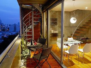 Penthouse/Terrace & pool/City views - Buenos Aires vacation rentals