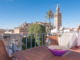 Wonderful Views Apartment In Santacruz  Center. - Province of Seville vacation rentals