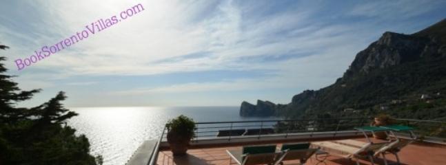 APPARTAMENTO LA GRANSEOLA C (NEW) - SORRENTO PENINSULA - Marina del Cantone - Image 1 - Nerano - rentals