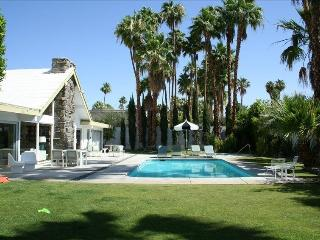 Stunning Alexander Swissmiss Lodge - Palm Springs vacation rentals