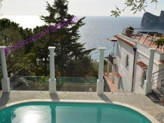 APPARTAMENTO LA GRANSEOLA B (NEW) - SORRENTO PENINSULA - Marina del Cantone - Island of Capri vacation rentals