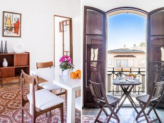 Sunny, modern flat, large windows, balconies.Palma - Palma de Mallorca vacation rentals
