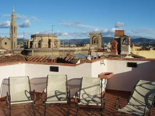 360° Terrace apartment in Florence downtown - Florence vacation rentals