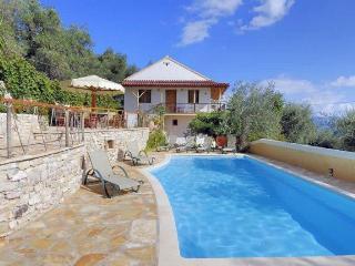 3 bedroom stylish villa with pool in Paxos Greece. - Paxos vacation rentals