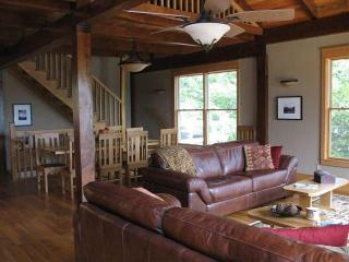 Unique Post and Beam in Wooded Setting - Lake Ozark vacation rentals