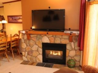 Livingroom - Fireside Lodge Village Center - 409 - Sun Peaks - rentals
