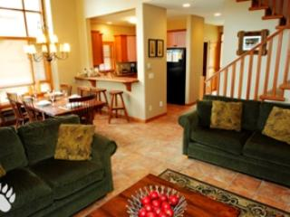 Living Room - Trail's Edge Townhouses - 25 - Sun Peaks - rentals